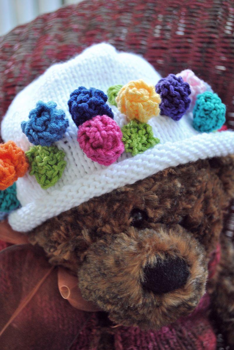 Baby hats kimono fred boys 003