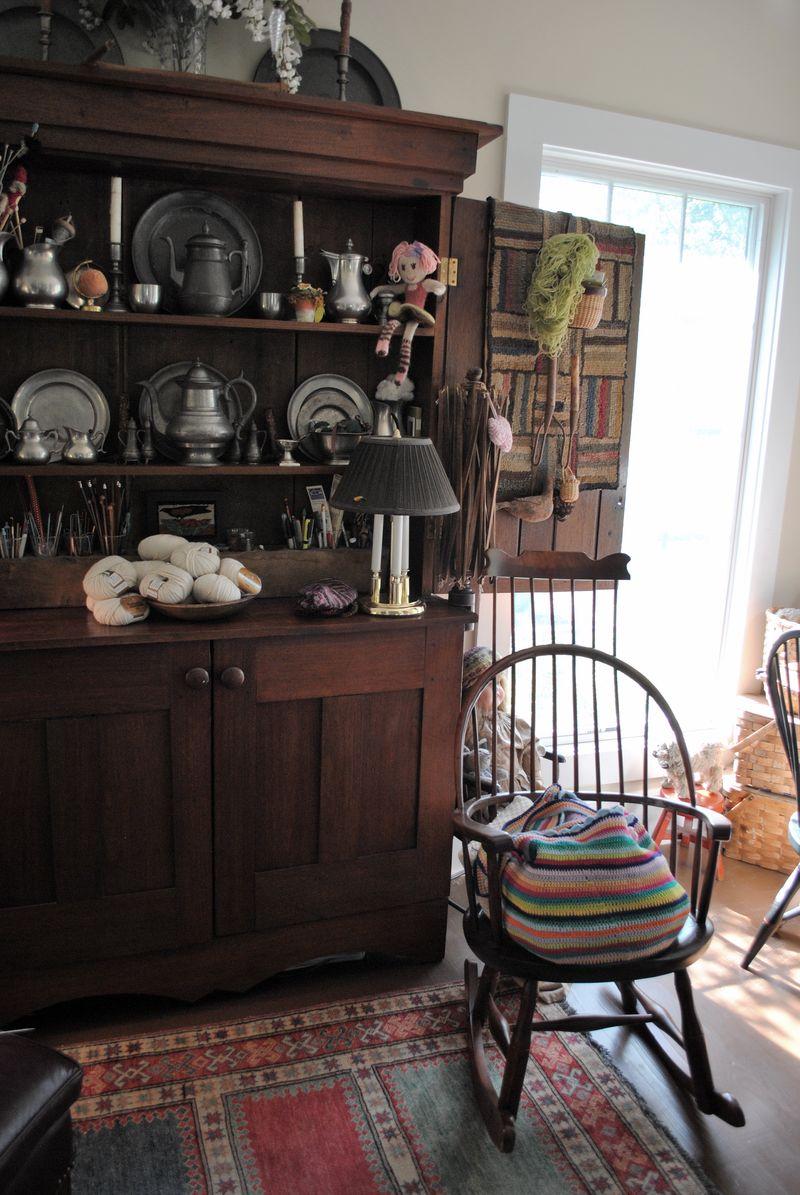 Knitting room 004