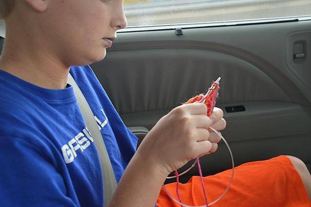 Jacobknitting